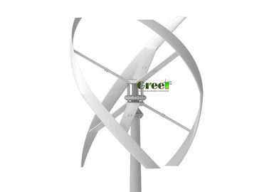 OEM 5KW Vertical Axis Wind Turbine , Vertical Windmill Generator For Home