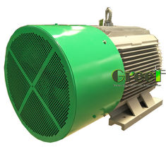 Permanent Magnet Low Rpm 10kw 3 Phase Ac Alternator